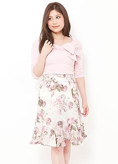 レストローズスカート1
