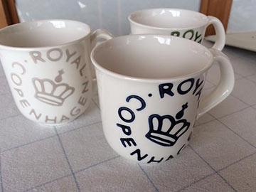 ロイヤルコペンハーゲンマグカッププレゼント1