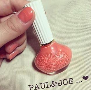 ポール&ジョーコスメプレゼント3