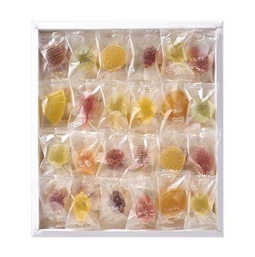 彩果の宝石スイーツセット1