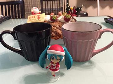アフタヌーンティーマグカッププレゼント2