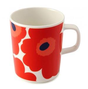 マリメッコマグカップ1