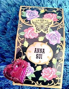 アナスイアイシャドウプレゼント1