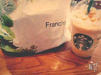 フランフランマグカッププレゼント2