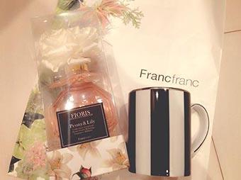 フランフラン入浴剤プレゼント2