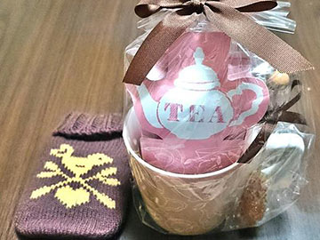 アフタヌーンティーマグカッププレゼント1