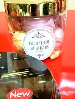 フランフラン入浴剤プレゼント4-2