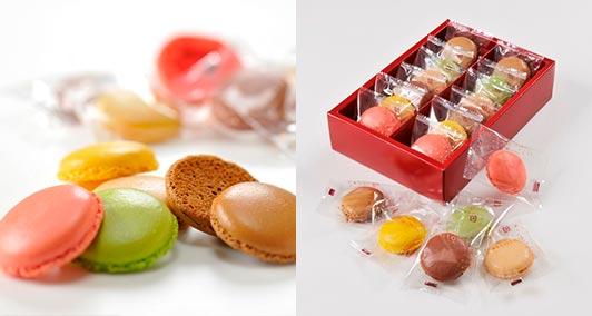ダロワイヨお菓子セット1