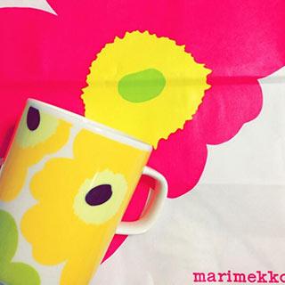 マリメッコマグカッププレゼント2