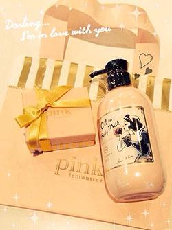 白雪姫ボディミルクプレゼント1