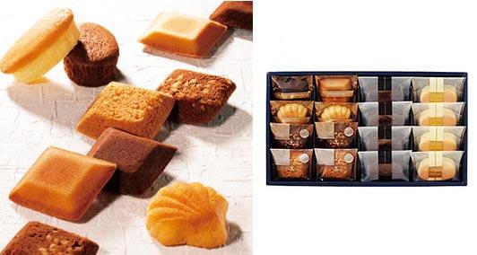 ブールミッシュお菓子ギフトセット1