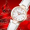 クリスマス腕時計