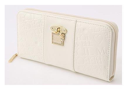 セシルマクビー財布1
