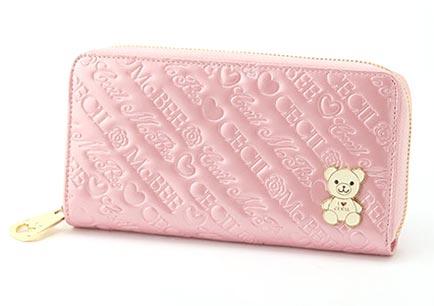 セシルマクビー財布2
