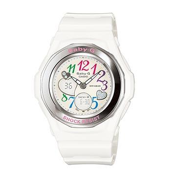 BAGYG-ホワイト腕時計2