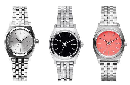 ニクソンレディース腕時計1
