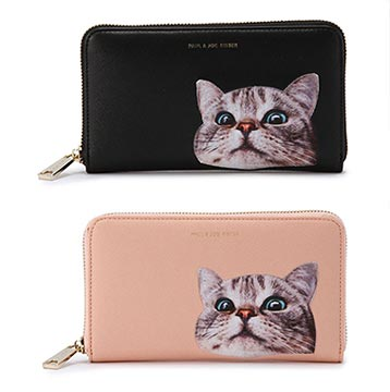 ポール&ジョー-シスター猫財布