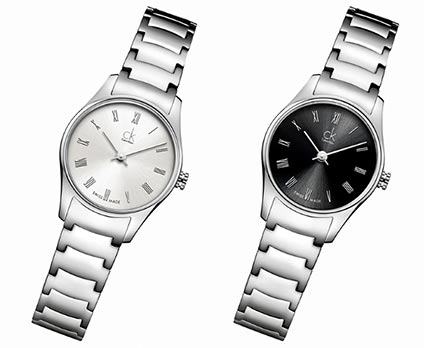 カルバンクラインレディース腕時計1