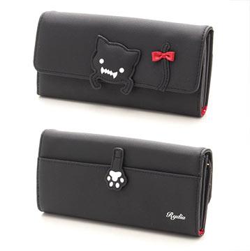 リディア猫財布