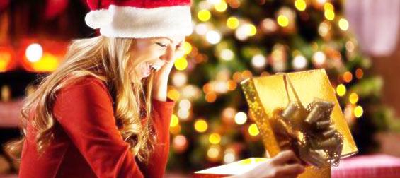 クリスマスプレゼント彼女