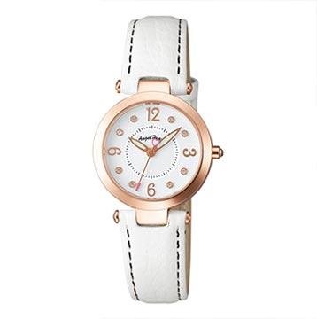 エンジェルハート-ホワイト腕時計1
