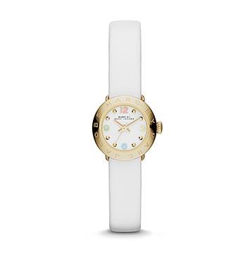 マークジェイコブスホワイト腕時計2