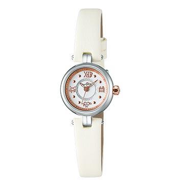 エンジェルハート-ホワイト腕時計2