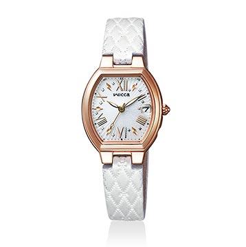 ウィッカ-ホワイト腕時計1
