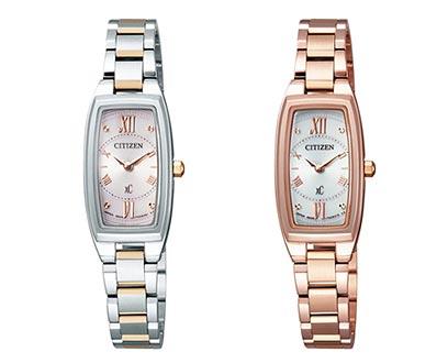 シチズンxc腕時計2