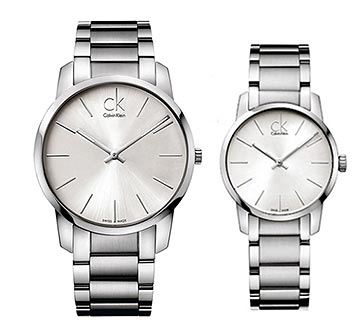 カルバンクラインペア腕時計1