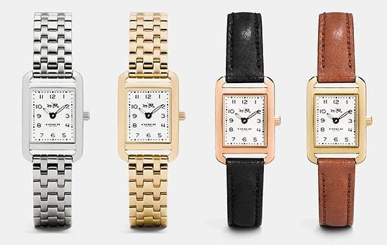 コーチ腕時計2