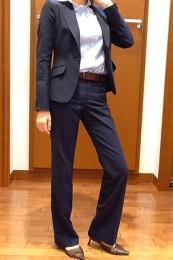 PSFAスーツ着こなし5