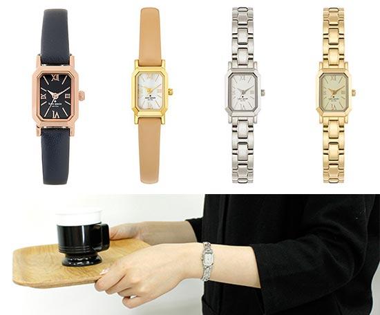 ケイトスペード腕時計2