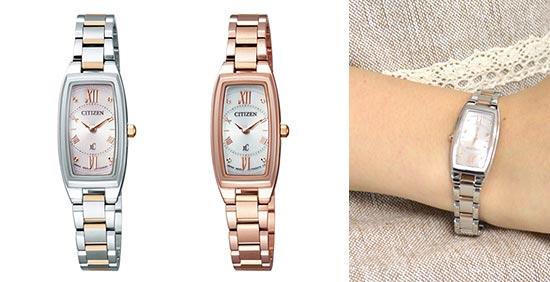 クロスシー腕時計3