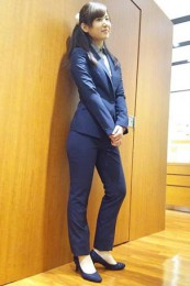 スーツセレクト-パンプスコーデ6