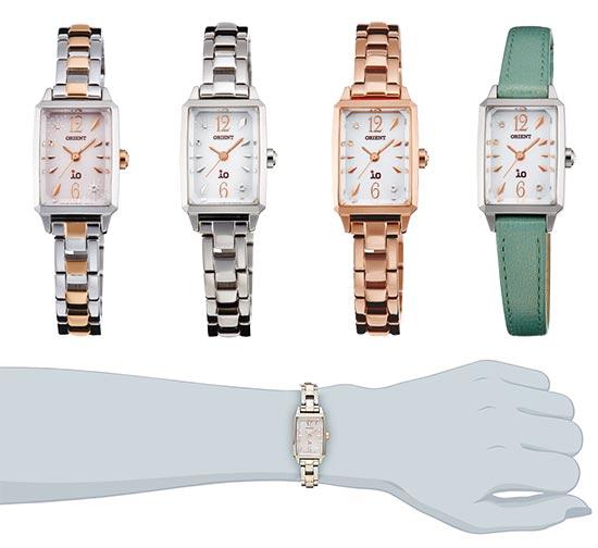 オリエントio腕時計2