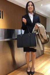 女性リクルートスーツコーデ-スカート3