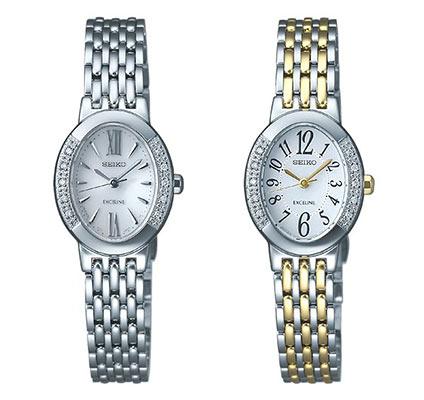 エクセリーヌ腕時計1
