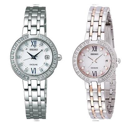 エクセリーヌ腕時計3