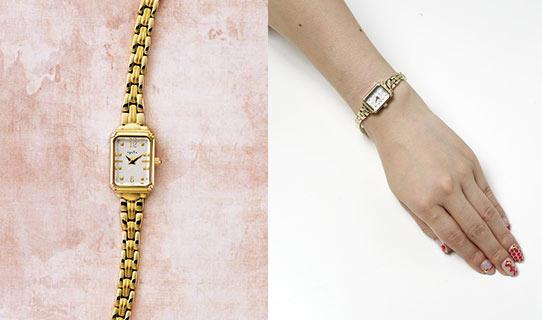 アガット腕時計2