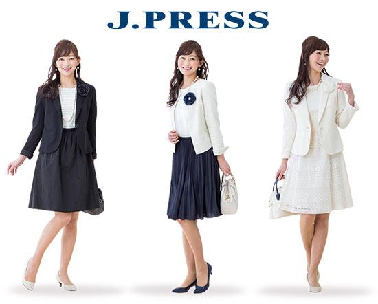 Jプレス入園式コーデ