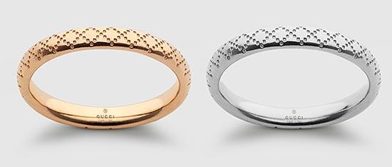 グッチ結婚指輪3