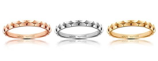ルイヴィトン結婚指輪1
