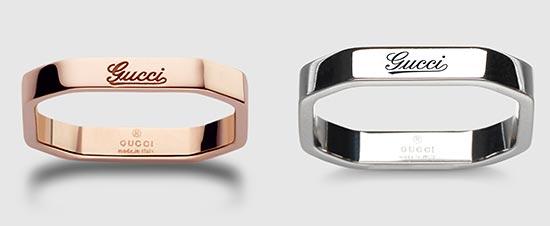 グッチ結婚指輪1