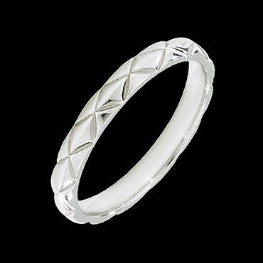 シャネル結婚指輪1