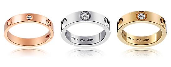 ルイヴィトン結婚指輪3