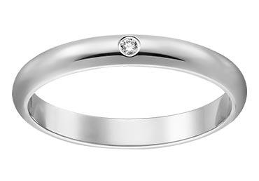カルティエ結婚指輪1