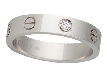 カルティエ結婚指輪3