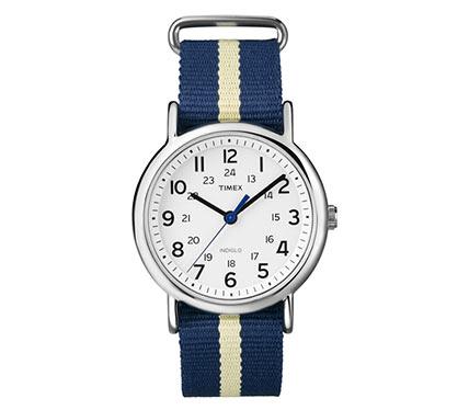 布ベルト腕時計マルチカラー2