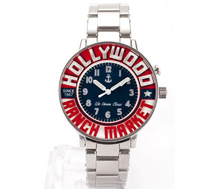 メタルブレス腕時計シルバー3